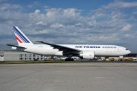 Photo: Air France Cargo, Boeing 777-200, F-GUOC