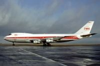 Photo: Trans World Airlines (TWA), Boeing 747-100, N93107