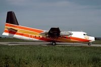 Photo: TAT - Touraine Air Transport, Fokker F27 Friendship, F-BYAB