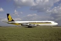 Photo: Singapore Airlines Cargo, Boeing 707-300, 9V-BFN