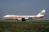 Photo: Seaboard World Airlines, Boeing 747-200, N748WA