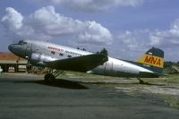 Photo: Merpati Nusantara Airlines, Douglas DC-3, PK-NDM