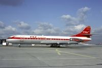Photo: TAE - Trabajos Aereos y Enlaces, Sud Aviation SE-210 Caravelle, EC-DFP