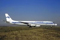 Photo: Finnair, Douglas DC-8-62, OH-LFZ
