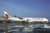 Photo: SriLankan Airlines (Air Lanka), Airbus A340-200/300, 4R-ADD