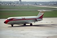 Photo: TAE - Trabajos Aereos y Enlaces, BAC One-Eleven 400, EC-BQF