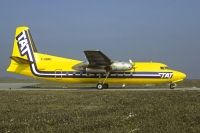 Photo: TAT - Touraine Air Transport, Fairchild F27, F-GBRU
