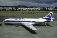 Photo: SAETA, Sud Aviation SE-210 Caravelle, HC-BAE