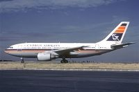 Photo: Cyprus Airways, Airbus A310, 5B-DAQ