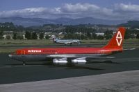 Photo: Avianca, Boeing 720, HK-724