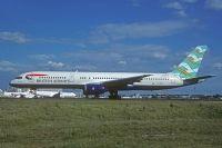 Photo: British Airways, Boeing 757-200, G-BIKA