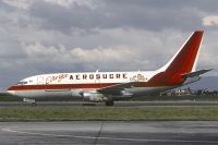 Photo: Aerosucre Colombia, Boeing 737-200, HK-4328