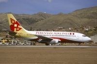 Photo: Peruvian Airlines, Boeing 737-200, OB-1841-P