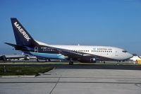 Photo: Maersk Air, Boeing 737-700, D-AGEY