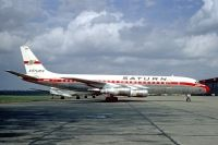 Photo: Saturn Airlines, Douglas DC-8-50, N8008F