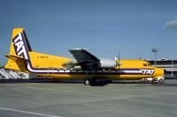 Photo: TAT - Touraine Air Transport, Fokker F27 Friendship, F-BUFO