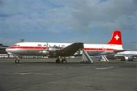 Photo: Balair, Douglas DC-6, HB-IBS