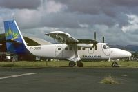Photo: Air Caraibes, De Havilland Canada DHC-6 Twin Otter, F-OGES