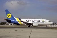 Photo: Ukraine International Airlines, Boeing 737-500, UR-GAW