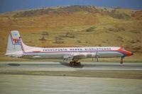 Photo: Transporte Aereo Rioplatense - TAR, Canadair CL-44, LV-JTN