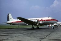 Photo: Air Congo, Douglas C-54 Skymaster, 9Q-CBG