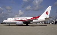 Photo: Air Algerie, Boeing 737-600, 7T-VJQ