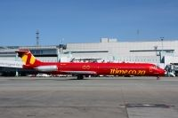 Photo: 1Time, McDonnell Douglas MD-80, ZS-OPZ