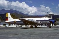 Photo: Satena, Douglas C-54 Skymaster, FAC-1105