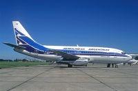 Photo: Aerolineas Argentinas, Boeing 737-200, LV-WGX