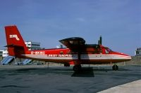 Photo: Jersey European Airways, De Havilland Canada DHC-6 Twin Otter, G-BKBC