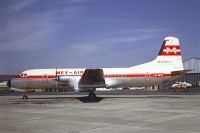 Photo: Mey-Air, NAMC YS-11, LN-MTA