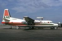 Photo: Air Manila, Fokker F27 Friendship, PI-C872