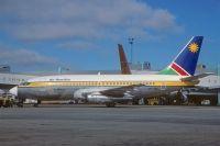 Photo: Air Namibia, Boeing 737-200, V5-ANA