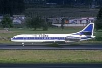 Photo: SAETA, Sud Aviation SE-210 Caravelle, HC-BAD