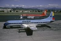 Photo: TAME, Lockheed L-188 Electra, HC-AZY