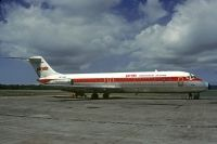 Photo: Garuda Indonesia, Douglas DC-9-30, PK-GNC