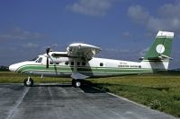 Photo: Agriculture Aviation, De Havilland Canada DHC-6 Twin Otter, 5A-DJL
