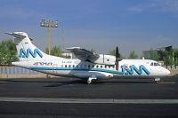 Photo: Aeromar, ATR ATR 42, XA-PEP