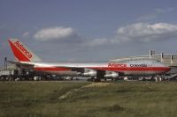 Photo: Avianca, Boeing 747-100, N9664