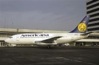 Photo: Americana de Aviacion, Boeing 737-200, OB-1511