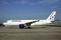 Photo: Strategic Airlines, Airbus A320, YL-LCF