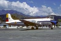 Photo: Satena, Douglas DC-4, FAC-1105