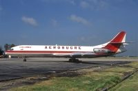 Photo: Aerosucre Colombia, Sud Aviation SE-210 Caravelle, HK-3805