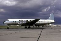 Photo: KAR-AIR, Douglas DC-6, OH-KDA