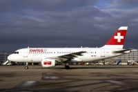 Photo: Swiss Air Lines, Airbus A319, HB-IPT