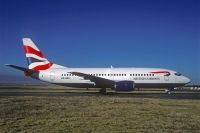 Photo: British Airways, Boeing 737-300, ZS-OKC
