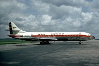 Photo: Air Congo, Sud Aviation SE-210 Caravelle, 9Q-CLC