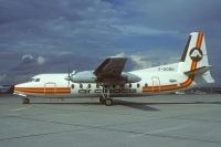 Photo: Air Alsace, Fokker F27 Friendship, F-GCMA
