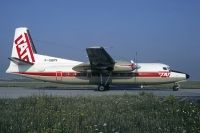 Photo: TAT - Touraine Air Transport, Fokker F27 Friendship, F-GBRY