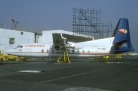 Photo: SudPacifico, Fairchild F27, XA-RMB